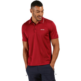 Regatta Maverick V Camiseta Hombre, delhi red